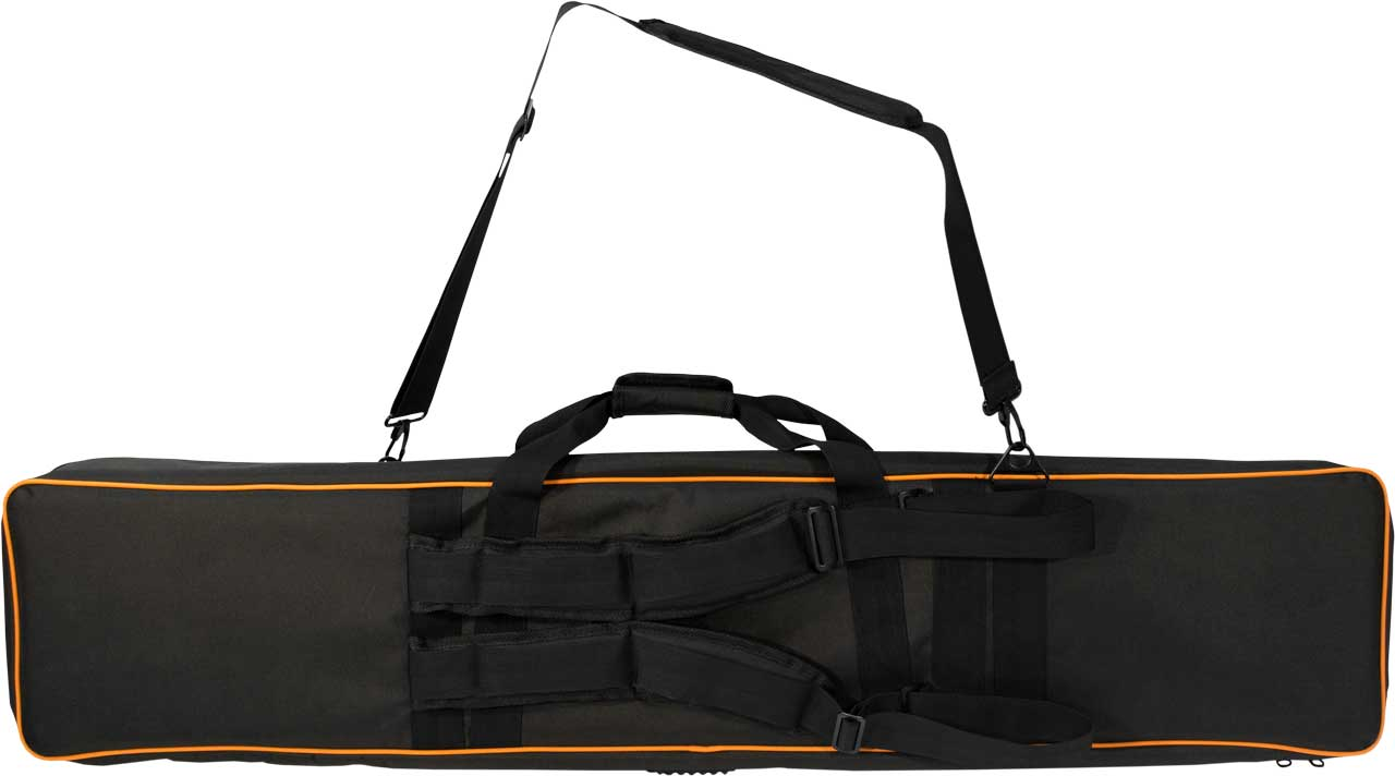 Soft case carrying modes